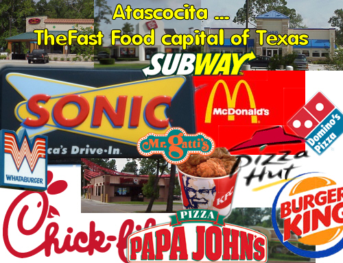 The Fast Food Capital of Texas